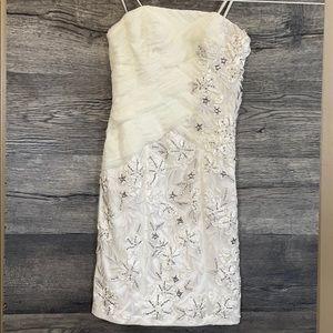 Sue Wong wedding/formal short embellished dress